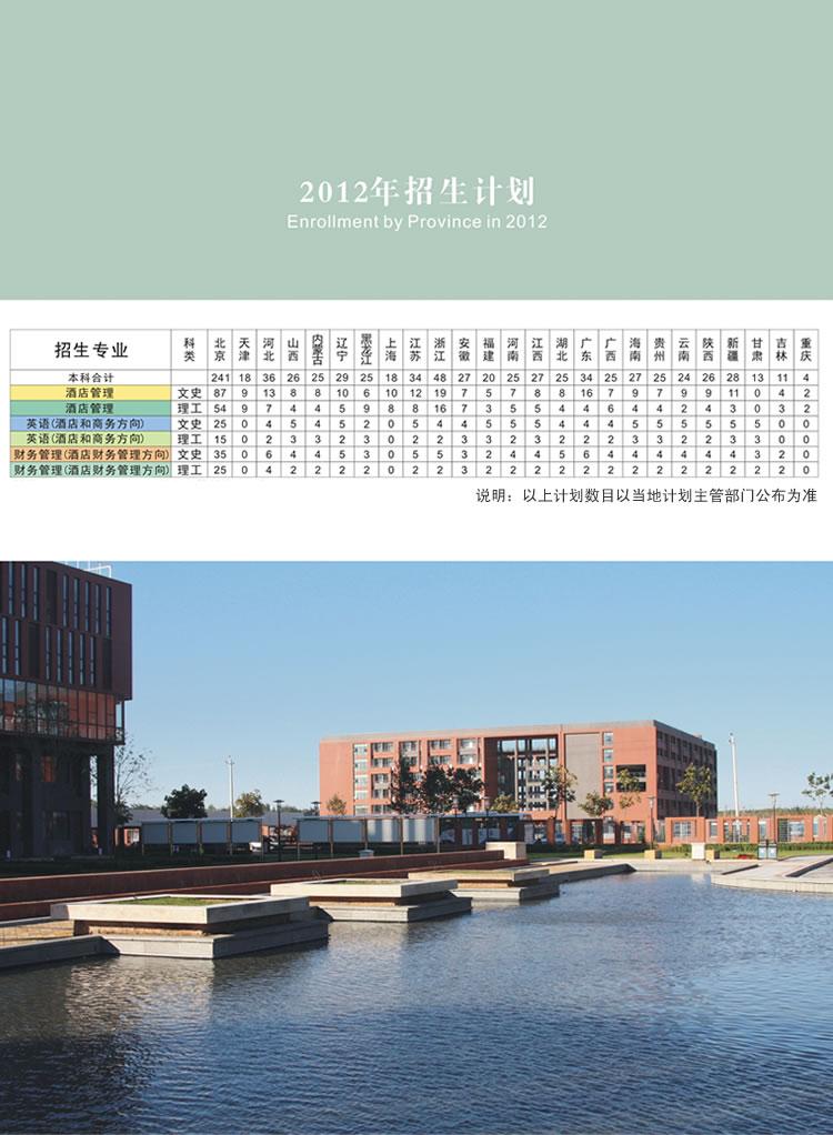 第二外国语学院中瑞酒店管理学院 招生办公室 版权所有 010-
